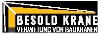Besold Baukran Verleih Logo
